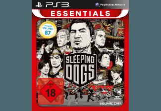 Sleeping Dogs [PlayStation 3]