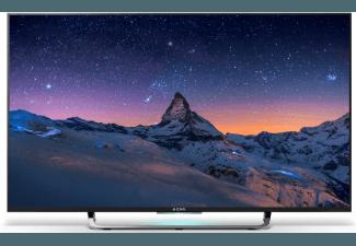 SONY KD49X8305 CBAEP LED TV (Flat, 49 Zoll, UHD 4K, SMART TV)