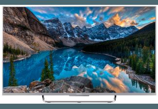 SONY KDL50W807 CSAEP LED TV (Flat, 50 Zoll, Full-HD, 3D, SMART TV)
