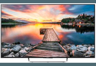 SONY KDL65W855 CBAEP LED TV (Flat, 65 Zoll, Full-HD, 3D, SMART TV)