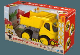 BIG 800056836 Power Worker Kipper Gelb