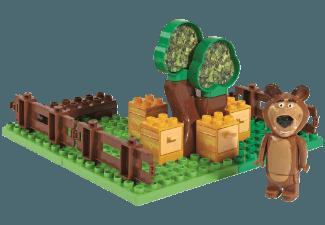 Masha und der Bär Garten Honig Baukästen & Konstruktion