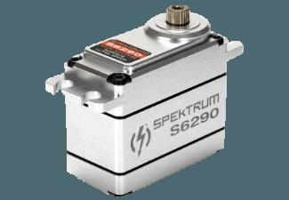 BLADE SPMSS6290 Spektrum Low Profile HV Race Servo Silber