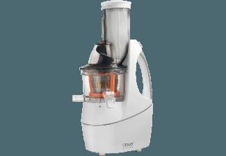 CASO 3502 SJW400 Whole Slow Juice Multi-Entsafter (220 Watt, Weiß)
