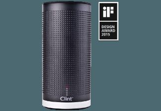 CLINT B0001 Freya - Hifi Wireless Audio (App-steuerbar, 802.11 b/g, Grau)
