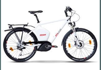 EHLINE DIAMANT HIGH E-Bike (26 Zoll, 55 cm, Diamant, 468 Wh)