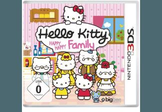 Hello Kitty Happy Happy Family [Nintendo 3DS]