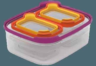JOSEPH JOSEPH JJ20020 QuickSnap™ Plus Eiswürfelbereiter