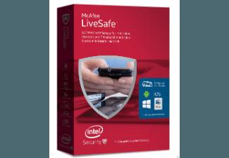 McAfee LiveSafe 2016 Unlimited Devices (standalone) (Code in a Box)