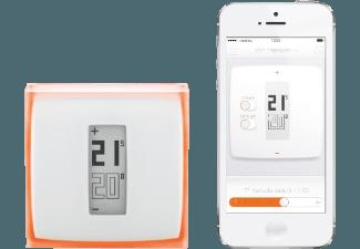 NETATMO NTH01-DE-EC Thermostat mit E-Paper-Display