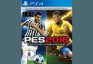 PES 2016 - Pro Evolution Soccer 2016 (Day 1 Edition) [PlayStation 4]