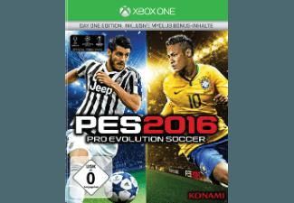 PES 2016 - Pro Evolution Soccer 2016 (Day 1 Edition) [Xbox One]
