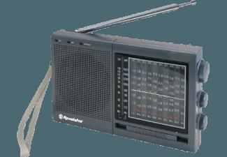 ROADSTAR TRA-2973 N  (Analog, MW, FM, SW 1-10 Band, Schwarz)