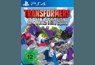 Transformers Devastation [PlayStation 4]