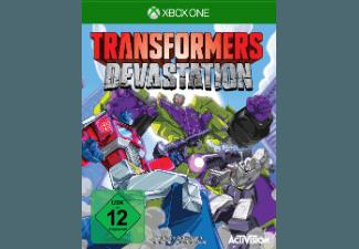 Transformers Devastation [Xbox One]