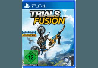 Trials Fusion (Deluxe Edition) [PlayStation 4]