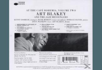 Art Blakey And The Jazz Messengers - AT THE CAFE BOHEMIA 2 ( 3 BONUS TRACKS)