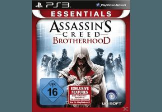 Assassin's Creed Brotherhood (Essentials) [PlayStation 3]