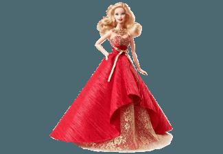 BARBIE BDH13 Barbie Collector: Holiday Doll 2014 Rot
