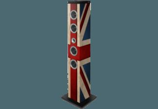 BIGBEN TW7 Soundtower Union Jack/Muster