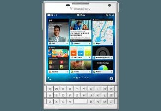 BLACKBERRY Passport 32 GB Weiß