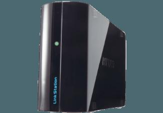 BUFFALO LinkStation™ Mini LS-WSX1.0TL/R1EU  1 TB (2x 500GB HDD) 2.5 Zoll extern
