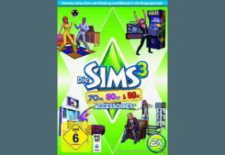 Bedienungsanleitung Die Sims 3 70er 80er Und 90er Accessoires Pc