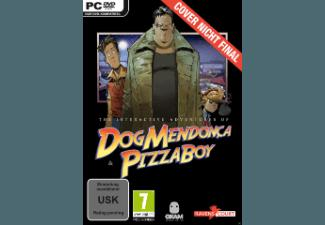 Dog Mendonca and Pizza Boy - The interactive Adventure [PC]