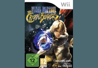 Final Fantasy Crystal Chronicles: Crystal Bearers [Nintendo Wii]