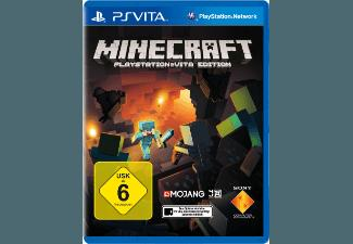 Minecraft - PlayStation Vita Edition (Software Pyramide) [PlayStation Vita]
