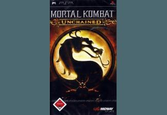 Mortal Kombat Unchained [PSP]