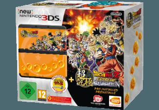New Nintendo 3DS schwarz inkl. Dragon Ball Z: Extreme Butoden