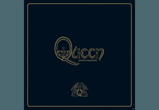 Queen - Complete Studio Album LP Col. (LTD Coloured LP-Box)