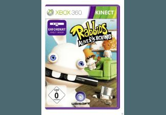 Raving Rabbids - Alive and Kicking (Kinect erforderlich) [Xbox 360]