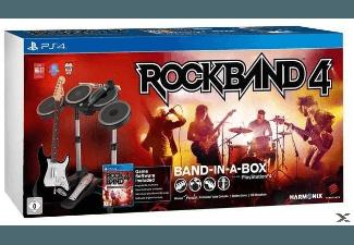 Rock Band 4 - Band in a Box [PlayStation 4]