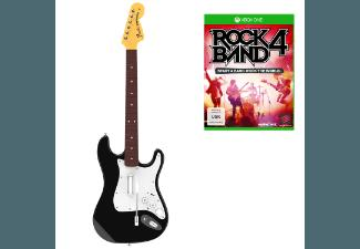Rock Band 4 mit Wireless Fender Stratocaster [Xbox One]