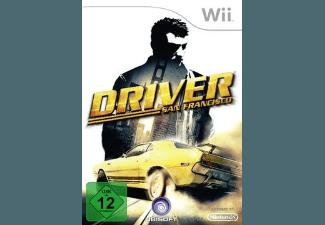 WII DRIVER SAN FRANCISCO [Nintendo Wii]