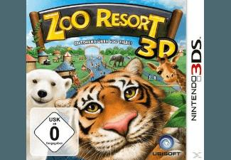 Zoo Resort 3D (Software Pyramide) [Nintendo 3DS]