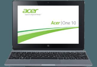ACER One 10 S1002-17WT 32 GB  Tablet Gun Metal