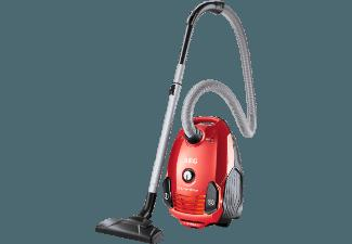 AEG APF6110 PowerForce (Staubsauger, Hygiene Filter E12, A, Love Red)