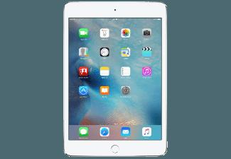 APPLE iPad mini 4 LTE 128 GB  Tablet Silber