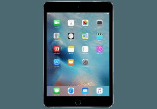 APPLE iPad mini 4 LTE 128 GB  Tablet Spacegrau