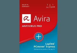 Avira AntiVirus Pro   PC Mover Express