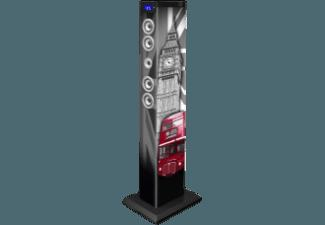 BIGBEN Sound Tower TW9 Bluetooth Lautsprecher Motiv
