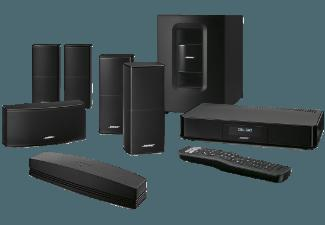 bedienungsanleitung bose soundtouch 520 5 1 heimkino system app steuerbar schwarz. Black Bedroom Furniture Sets. Home Design Ideas