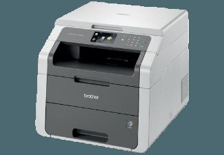 BROTHER DCP-9017CDW LED 3-in-1 Multifunktionsdrucker WLAN Ja (WLAN)