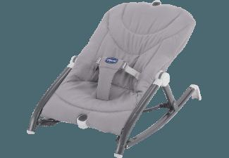 CHICCO 07079825470000 Pocket Relax Schaukel-Wippe Grau