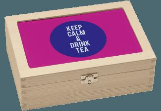 CONTENTO 866375 TEEBOX Keep Clam Teebox