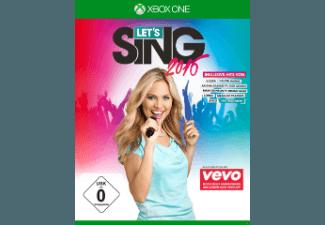 Let's Sing 2016 [Xbox One]