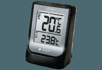 OREGON-SCIENTIFIC EMR211 Weather@Home Bluetoothfägiges Innen-/Außenthermometer